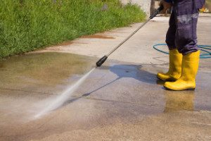Jet Washing Mill Hill